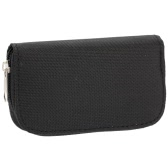 Universal Memory Card Storage Carrying Pouch Bag Case Holder Box Wallet for SD/SDHC/CF/TF/MMC Card Portable