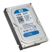 Western Digital WD Blue 1TB Desktop HDD Internal Hard Disk Drive 5400 RPM SATA 6Gb/s 64MB Cache 3.5-inch WD10EZRZ