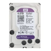 Western Digital WD Purple 4TB Surveillance Hard Disk Drive Desktop Internal HDD IntelliPower RPM SATA 6Gb/s 64MB Cache 3.5-inch WD40PURX