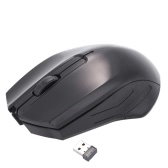 FOREV 2.4G Wireless Ergonomic Mobile Optical Mouse Cordless Mice 1600 DPI High Precision with USB Receiver for Mac Laptop Notebook PC Desktop Computer