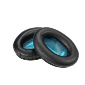 Replacement Memory Ear Pad Protein Leather Around Ear Cups Cushion Cover for Bose QuietComfort 25 15 QC2 QC15 AE2 AE2I AE2W QC25 Headphones