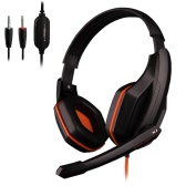 Ovann X1 Professional Esport Gaming Stereo Bass Headset Headphone Earphone Over Ear 3.5mm Wired with Microphone for PC Computer Laptop