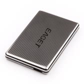 EAGET G50 USB3.0 Stainless Steel High Speed External Hard Drives Portable Desktop Laptop Mobile Hard Disk Encryption 500G