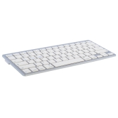 Wireless Bluetooth 3.0 Ultra-slim Keyboard for iPad Tablet Windows Laptop Computer Android iOS Smartphone Mobile Devices