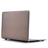 Hard Matte Frosted Case Cover Snap-on Shell Protective Skin Ultra Slim Light Weight for Apple MacBook Pro with Retina Display 15-inch 15.4""