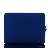 "Zipper Soft Sleeve Bag Case for 15-inch 15"" 15.6"" MacBook Pro Retina Ultrabook Laptop Notebook Portable"
