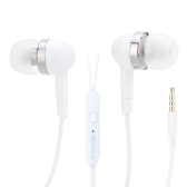 FOSON 3.5mm In-ear Noise Isolating Stereo Bass Earphones Fluorescent Headphones Earbuds with Microphone for iPhone Samsung Smartphone MP3/4 Notebook Laptop