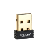 EDUP 2.4GHz 150Mbps 150M WiFi Wireless Mini Nano USB Network Card Adapter IEEE 802.11b/g/n