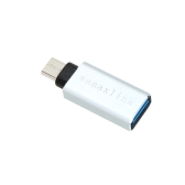 "wamaxlink USB 3.1 Type C to USB A Female Adapter Converter OTG Function for Macbook 12"" Google Chromebook Pixel"