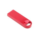 Mini Key Chain USB 2.0 Flash Storage Drive 16G Popular Metal Thumb Pen Drive Portable Memory Stick U Disk