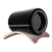 SAMDI Horizontal Desktop Wooden Stand Holder Dock Bracket for Apple Mac Pro