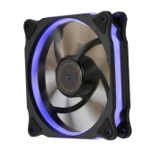 Segotep 120mm Silent Computer Case Cooler Colling Fan LED Lights High Airflow 3P+D