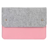 13 Inch Ultra Thin Tablet Wool Felt Laptop Sleeve Pouch Case Envelop Cover Carrying Case Protective for Phone Notebook