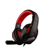 Ovann X2 Professional Esport Gaming Stereo Bass Headset Headphone Earphone Over Ear 3.5mm Wired with Microphone for PC Computer Laptop