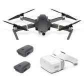 DJI Mavic Pro Fly More Combo with DJI Goggles
