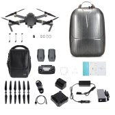 DJI Mavic Pro Fly More Combo with Hardshell PC Backpack Portable Shoulderbag