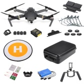 DJI Mavic Pro with 13 in 1 Accessories RC Part Kit