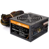 Segotep F7 500W ATX Computer Power Supply Desktop Gaming PSU Active PFC 120MM Fan 90-264V