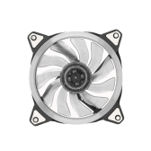 Case Cooling Fans 120mm with 15 LEDs Ring for Computer Cooling High Performance Adjustable Radiator Fan CPU Cooler