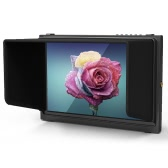 "10.1"" Portable Slim HD Camera-Top Monitor Broadcast Quality 1280*800 High Resolution Monitor IPS Panel with Anti-Glare 350cd/㎡ Two HD Input & One HD Output for Full HD Camcorder & DSLR"