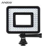 Andoer Action Camera LED Ring Light