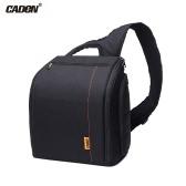 CADeN D8 DSLR Camera Sling Bag Cross Shoulder Backpack Case Shockproof Waterproof  for Canon Nikon Sony Panasonic