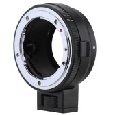 Andoer NF-NEX Lens Mount Adapter with Aperture Dial for Nikon G/DX/F/AI/S/D Type Lens to use for Sony E-Mount NEX Camera 3/3N/5N/5R/7/A7/A7R/A7S/A5000/A5100/A6000