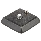 Aluminum Alloy Anti-skid Quick Release Plate for Giottos MH630 MH5011 Camera Tripod Mount