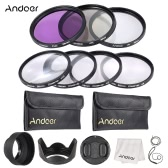 Andoer 58mm Close-up(+1+2+4+10) Lens Filter Kit