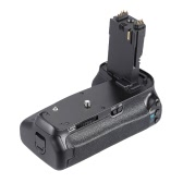 Meike MK-70D Vertical Multi-Power Pack Battery Grip Holder Replacement of BG-E14 for Canon EOS 70D 80D