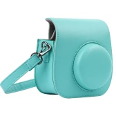 Compact Cute Lovely PU Leather Protective Carrying Camera Case Pouch Cover for Fujifilm Instax Mini 8+/8s/8