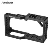 Andoer Video Camera Cage Stabilizer Protector for BMPCC Camera to Mount Microphone Monitor Tripod LED   Light Photographic Accessories