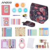Andoer 14 in 1 Accessories Kit for Fujifilm Instax Mini 9/8/8+/8s
