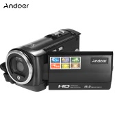 Andoer Mini Portable LCD Screen HD 16MP 16X Digital Zoom 720P 30FPS Anti-shake Digital Video Recorder DV   Camera Camcorder DVR