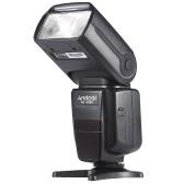 Andoer AD-980II E-TTL HSS 1/8000s Master Slave GN58 Flash Speedlite for Canon 5D Mark III/5D Mark II/6D/5D/7D/60D/50D/40D/30D/700D/100D/650D/600D/550D/500D/450D DSLR Camera