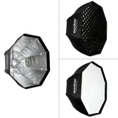 Godox SB-UE 80cm / 31.5in Portable Octagon Honeycomb Grid Umbrella Softbox with Bowens Mount for Speedlite