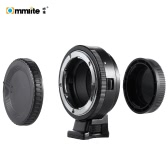 Commlite CM-NF-MFT Adapter Ring for Nikon F Lens to M4/3 Mount Camera for Olympus E-M1/E-P1/E-P2/E-P3 for Panasonic GH1/GH3/GH4