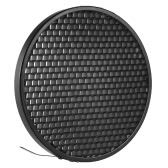 "Photo Studio 16.8cm 60 Degree Honeycomb Grid for 7"" Standard Reflector Diffuser Lamp Shade Dish"