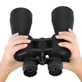 Zoom Binoculars Telescope 10-90X80 60m/1000m Optical Lens for Traveling Camping Hiking Outdoor Activities