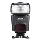 Meike MK430 TTL LCD Diaplay GN42 Flash Flashgun Flashlight Speedlite for Nikon D750 D810 D7200 D610 D7000 D5500 D5200 D5300 D3300 D3200