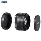 MEIKE MK-E-35-1.7 35mm F1.7 Large Aperture Manual Focus APS-C Camera Lens for Sony Mirrorless Camera