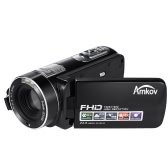AMKOV DV161 2.7 Inch LCD Screen HD 1080P 30FPS 24MP 18X Digital Zoom Anti-shake Digital Video DV Camera Camcorder