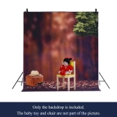 1.5 * 2m/4.9 * 6.5ft Photography Background Backdrop Computer Printed Travel Cap Pattern for Children Kid Baby Newborn Pet Photo   Studio Portrait Shooting