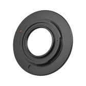 C-M4/3 C-Mount Lens Adapter Ring Mount for Panasonic Leica Olympus M4/3 Camera