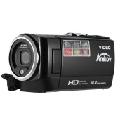 AMKOV DV162 2.7 Inch LCD Screen 720P 16MP 16X Digital Zoom Anti-shake Digital Video DV Camera Camcorder