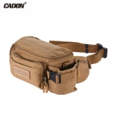 CADeN Canvas Handy Shoulder Carrying Waist Bag Camera Bag Case for Sony ILCE-7R ILCE-6000 ILCE-7 ILCE-7M2 HX90 ILCE-5100 ILCE-6000 ILCE-7S for Canon EOS M2 X-M1 X-T10X-A1 for Nikon 1J4 1J5 V3 Q10 ILDC Micro Camera DV Cam Outdoor Sports Riding Climbing Cycling Trekking Travel