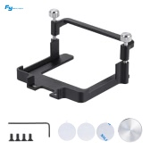 FeiyuTech Hero5 Camera Mounting Kit Clip Mount Plate Adapter Connector for Feiyu G4 or G4-QD Connects for GoPro Hero 5 Action Camera