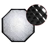 "Professional Portable 90cm/36"" Photography Octagon Softbox Bowens Mount Soft Box with Honeycomb Grid for Studio Strobe Flash Light"