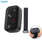 TELESIN Smart Wireless Wi-Fi Remote Control Water-resistant for GoPro Hero 4/3+/3/ 4 Session Sports Action Camera