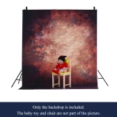 1.5 * 2m/4.9 * 6.5ft Photography Background Backdrop Computer Printed Classic Wall Pattern for Children Kid Baby Newborn Pet Photo   Studio Portrait Shooting